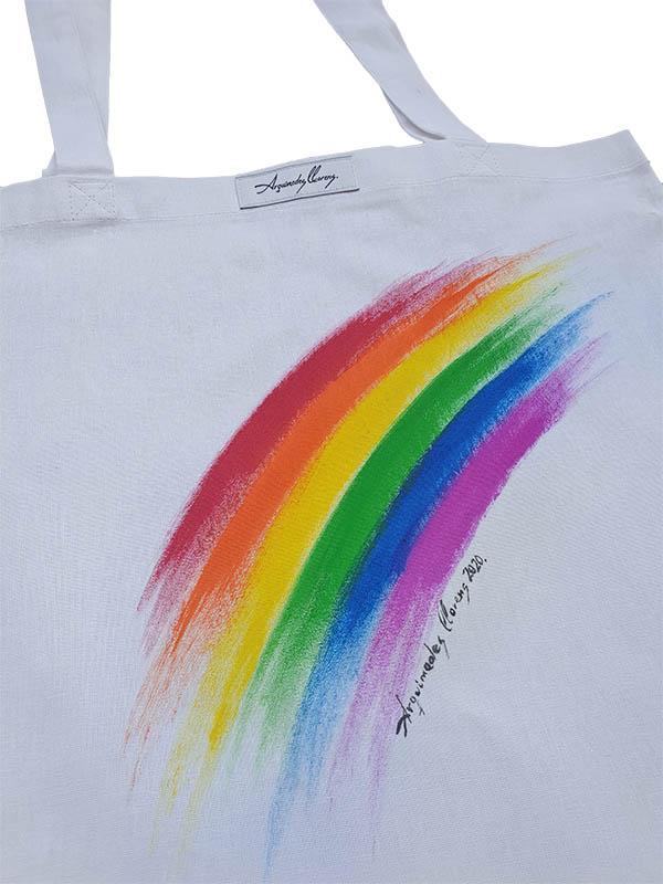 bolso-shopper-pintado-a-mano-rainbow